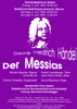 1993 haendel messias Flyer 100x75
